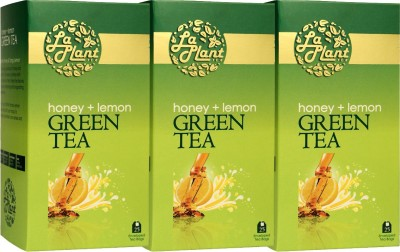 LaPlant Honey, Lemon Tea Green Tea