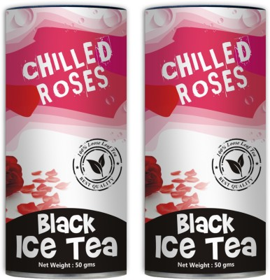 Teas of All Nations Rose, Spices Tea Iced Tea