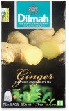 Dilmah Ginger Black Tea (50 g, Box)