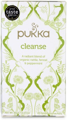 Pukka Fennel, Peppermint Tea Herbal Infusion