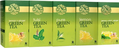 LaPlant Lemon, Tulsi, Mint, Lemon, Ginger Tea Green Tea