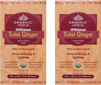Organic India Ginger MasalaTea(25 Sachets, Box)