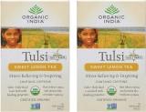 Organic India Lemon Flavored Tea (18 Sac...