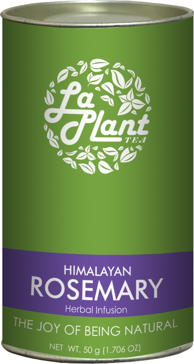 LaPlant Himalayan Rosemary Herbal Infusion