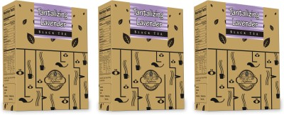 Teas of All Nations Lavender Tea Black Tea