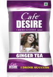 Cafe Desire Ginger Flavored Tea (1 kg, P...