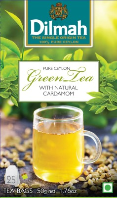 Dilmah Cardamom Tea Green Tea