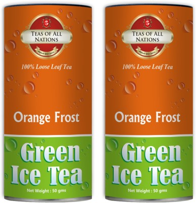 Teas of All Nations Orange Tea Iced Tea