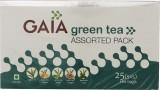 GAIA Mint, Ginger, Tulsi, Lemon Green Te...