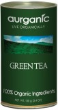 Aurganic Unflavoured Green Tea (100 g, C...