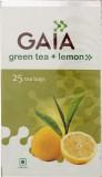 GAIA Lemon Green Tea (50 g, Box)