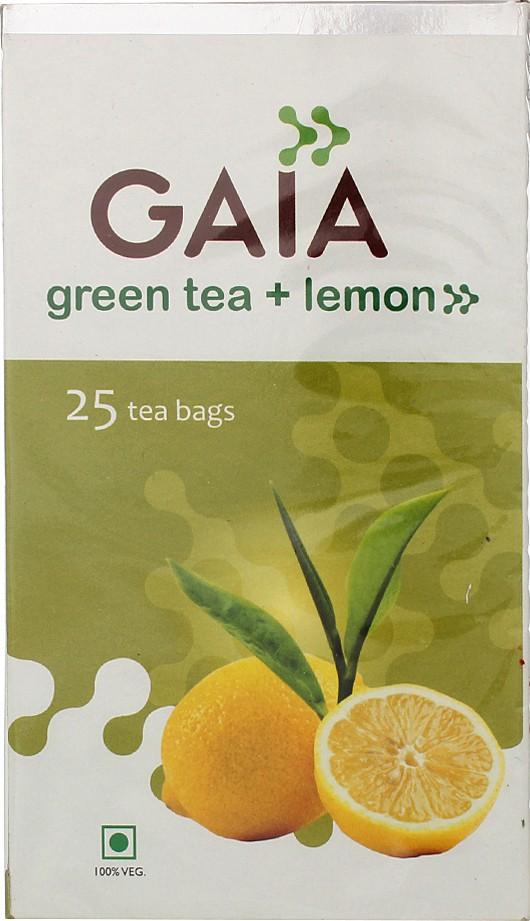 GAIA Assorted Green Tea