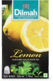 Dilmah Lemon Black Tea (50 g, Box)