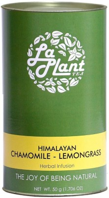 LaPlant Chamomile, Lemongrass Tea Herbal Infusion