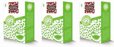 9T9 Choco, Mint Tea Green Tea