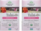 Organic India Tulsi Flavored Tea (18 Sac...
