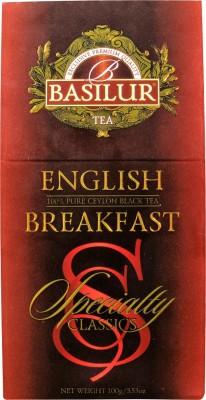 Basilur tea Plain Tea Black Tea