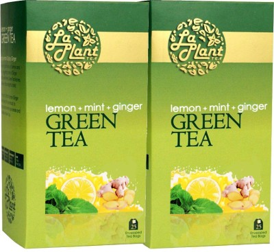 LaPlant Lemon, Mint, Ginger Tea Green Tea