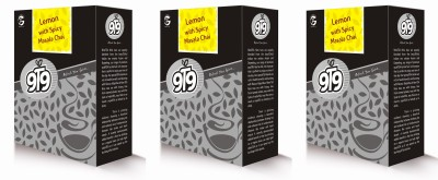 9T9 Lemon, Spices Tea Black Tea