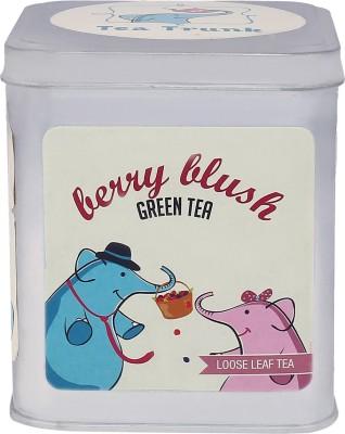 Tea Trunk Berry Tea Green Tea