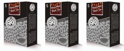 9T9 Choco, Mint Tea Black Tea