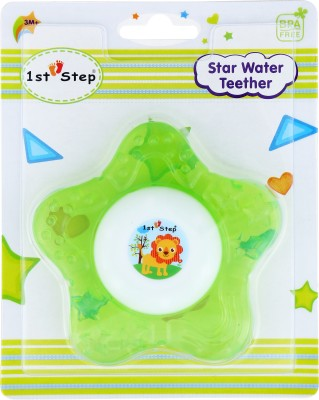 1st Step Star Water Teether Teether