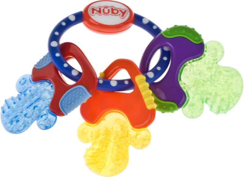 Nuby Keys with Ice Bite Teether Teether