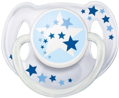 Philips Avent BPA Free Night Time Pacifier Soother