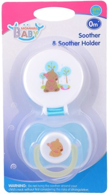 Mommas Baby Silicon Teether Soother