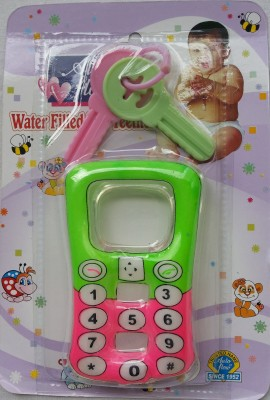 Love Baby Auto Flow Water Filled Toy Teether - Mobile Teether