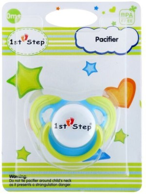 1st Step Pacifier Soother