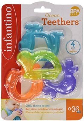 Infantino Ocean Teethers Teether
