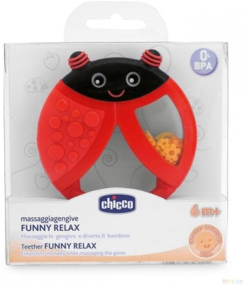 Chicco Funny Relax Teether Teether