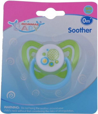 Mommas Baby Soother (Green) Soother