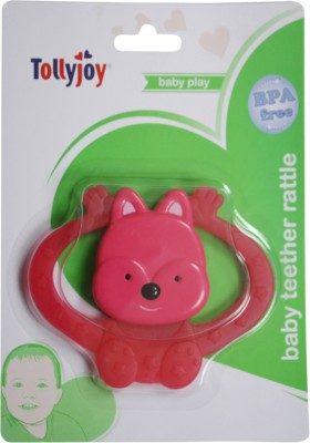 Tollyjoy Squirrel Teether