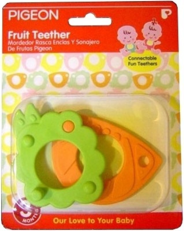 Pigeon Fruit Teether Teether