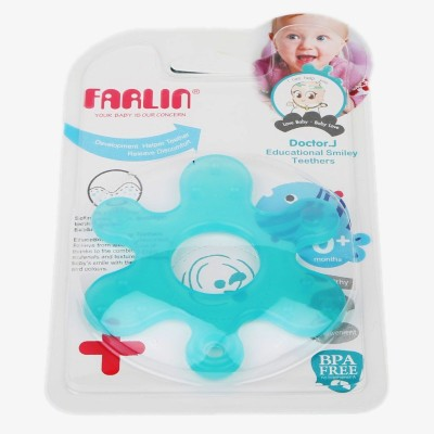 Farlin Farlin Educational Smiley Teethers Teether
