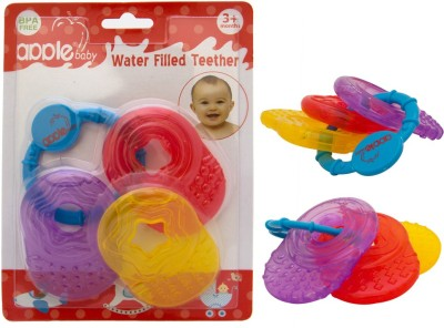 Apple Baby Water Filled Teether Teether