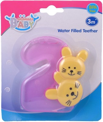 Mommas Baby Water Filed Teether Teether