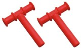 Chewy Tubes Tubes Teether (Red)