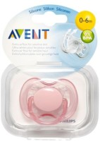 Philips Avent Freeflow Pacifiers Soother(Pink)