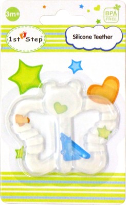 1st Step Silicone Teether-Butterfly Teether