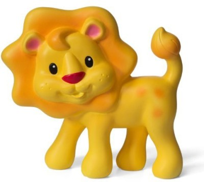 Infantino Squeeze And Teethe, Lion Teether
