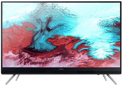 SAMSUNG 80cm  32  HD Ready LED TV 32K4000, 2 x HDMI, 2 x USB  available at Flipkart for Rs.26900