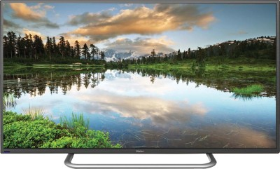 Haier 124cm (49) Full HD LED TV(LE49B7000, 2 x HDMI, 2 x USB) at flipkart