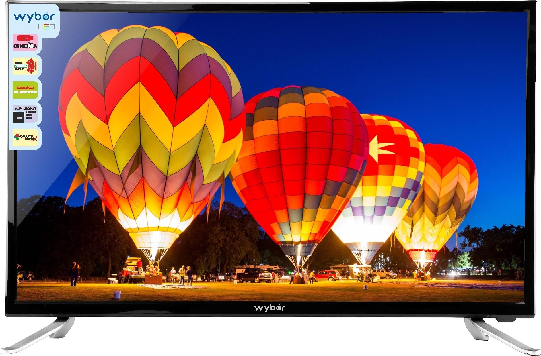WYBOR W40 MI 15 40 Inches Full HD LED TV