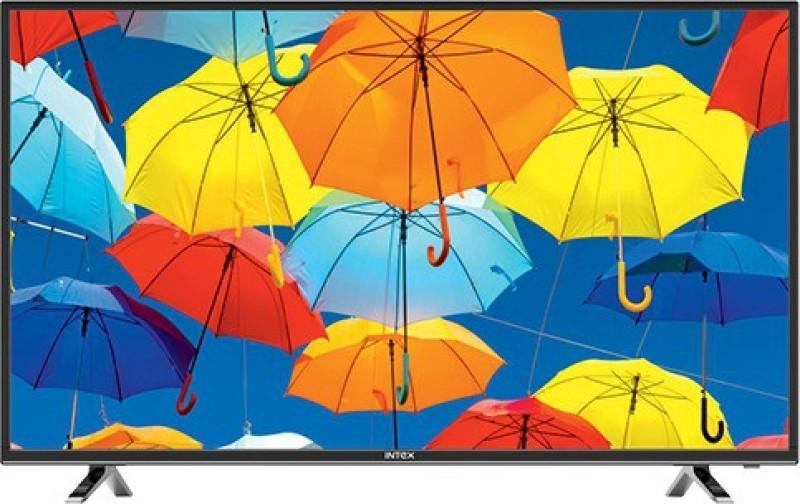 Intex 109cm (43) Full HD LED TV 4310 FHD