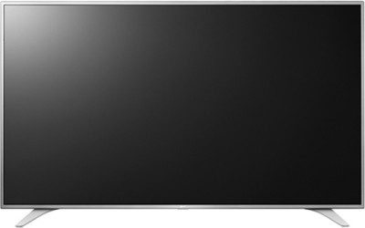 LG 123cm (49) Ultra HD (4K) Smart LED TV(49UH650T, 3 x HDMI, 2 x USB) at flipkart