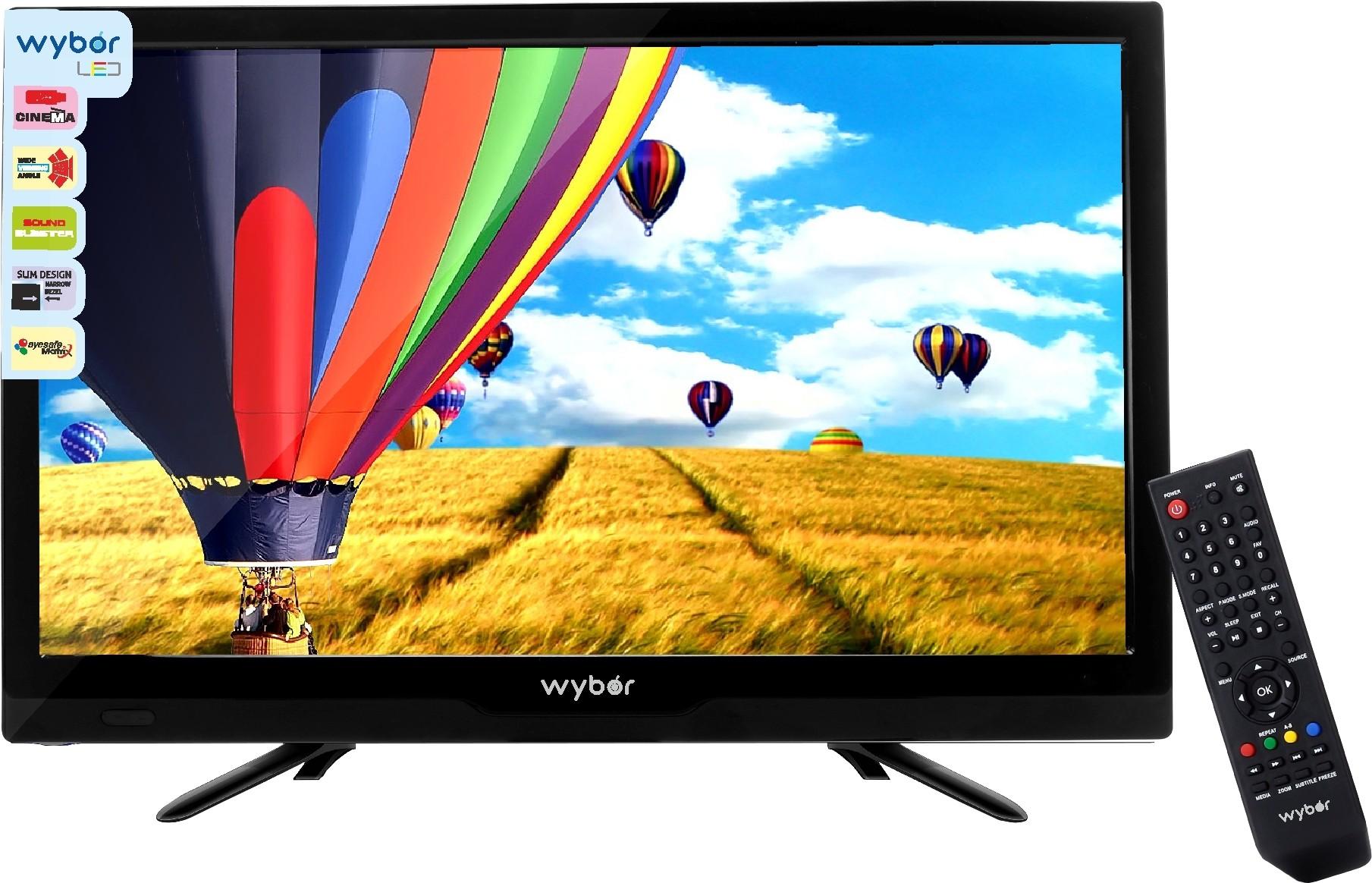 WYBOR W19 47 BOE 19 Inches HD Ready LED TV