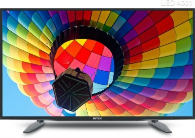 INTEX 4001 39 Inches Full HD LED TV